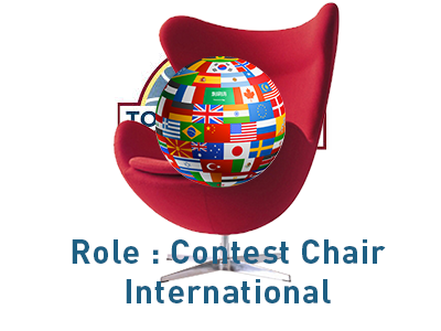 Role Chair International Speech